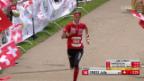 Video «OL-EM: Silber für Kyburz, Bronze für Gross» abspielen