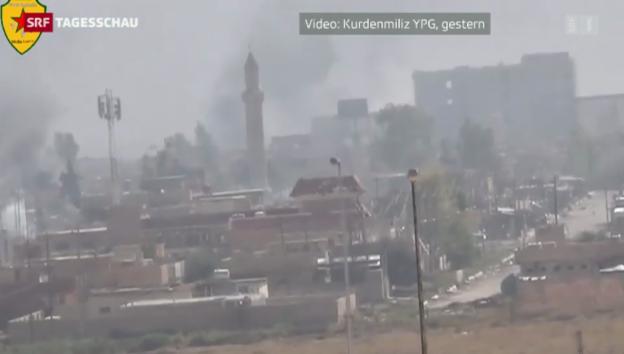 Video «Türkisches Parlament erlaubt Militäreinsätze in Syrien und Irak» abspielen