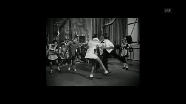 Video «Ausschnitt aus «Hellzapoppin'» (YouTube)» abspielen