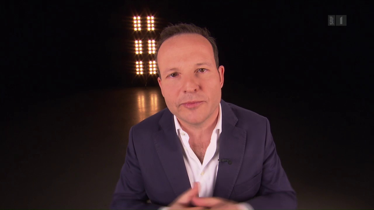 «Überlegged Sie mal»: Claudio Zuccolini über Raclette