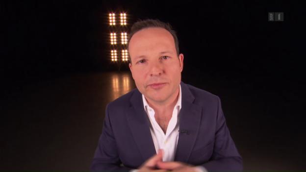Video ««Überlegged Sie mal»: Claudio Zuccolini über Raclette» abspielen