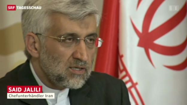 Video «Atomstreit mit Iran schwelt weiter» abspielen
