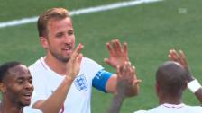 Link öffnet eine Lightbox. Video England mit Kantersieg gegen Panama abspielen