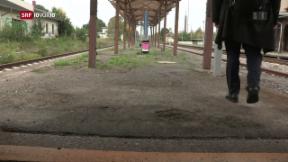 Video «Infrastruktur der Deutschen Bahn fällt auseinander» abspielen
