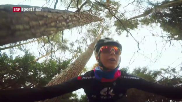 Video «Jolanda Neff will wieder angreifen» abspielen
