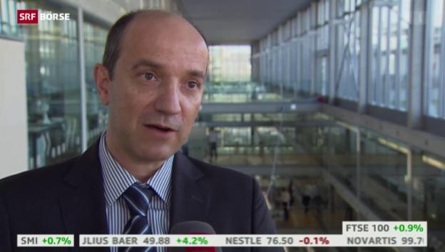 Video «SRF Börse vom 20.03.2015» abspielen