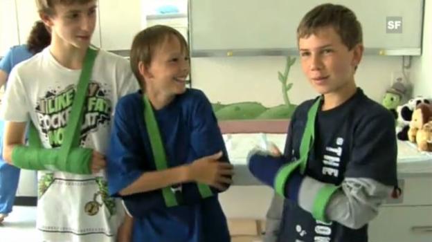 Video «Lachen ist gesund!» abspielen