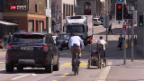 Video «Bald kein Rot mehr für Velofahrer?» abspielen