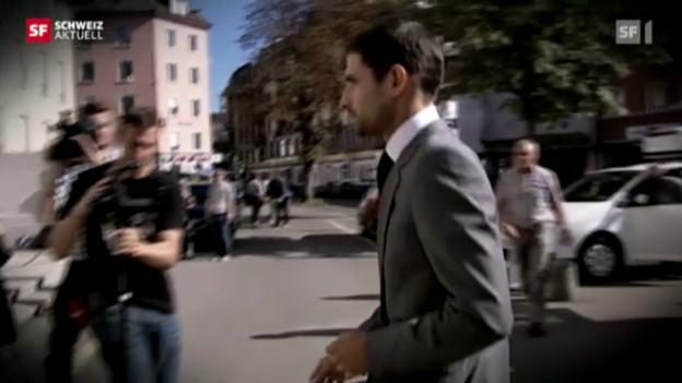 Video «Schweiz aktuell vom 20.11.2012» abspielen