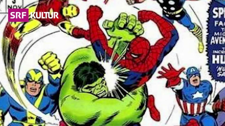 60 Jahre Marvel Comic Verlag