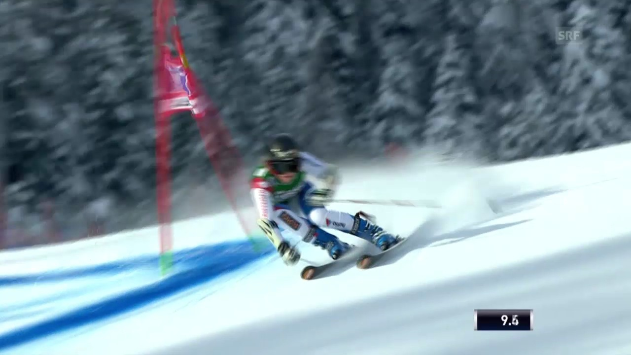 Ski Alpin: Weltcup, Riesenslalom in Lienz («sportlive», 28.12.2013)