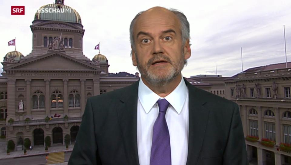 Einschätzungen von SRF-Korrespondent Hanspeter Forster