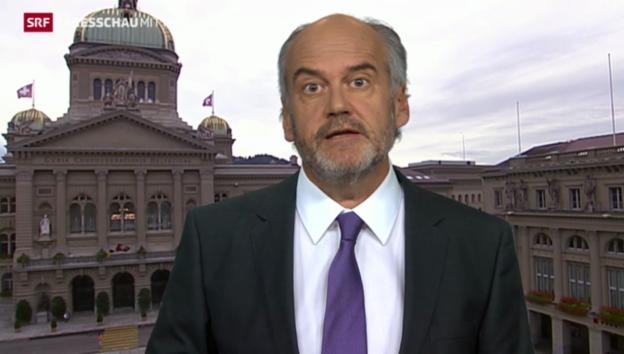 Video «Einschätzungen von SRF-Korrespondent Hanspeter Forster» abspielen