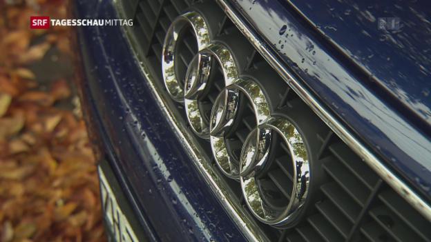 Video ««Die Autoindustrie hat viele Fehler gemacht»» abspielen
