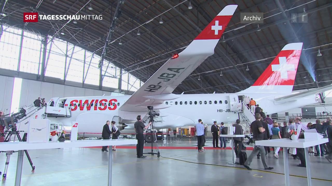 Airbus steigt bei Bombardier ein