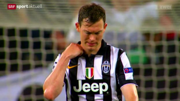 Video «Fussball: Vorschau CL-Final Juventus-Barcelona» abspielen