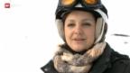 Video «Sarah Meier – ihr Leben nach dem Europameistertitel» abspielen