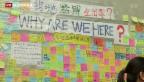 Video «Hongkong: Ultimatum abgelaufen - Regierungschef lehnt Rücktritt ab» abspielen