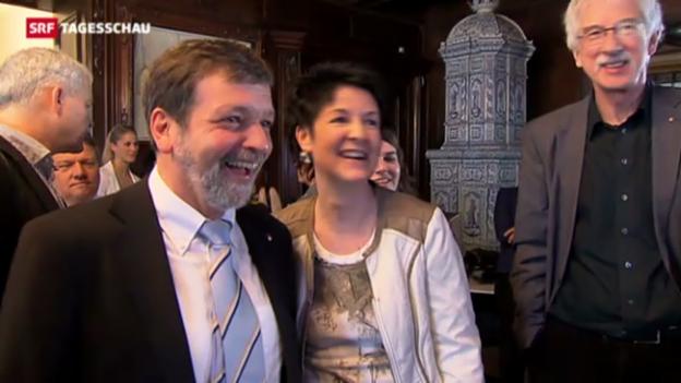 Video «Wahlen in Solothurn» abspielen