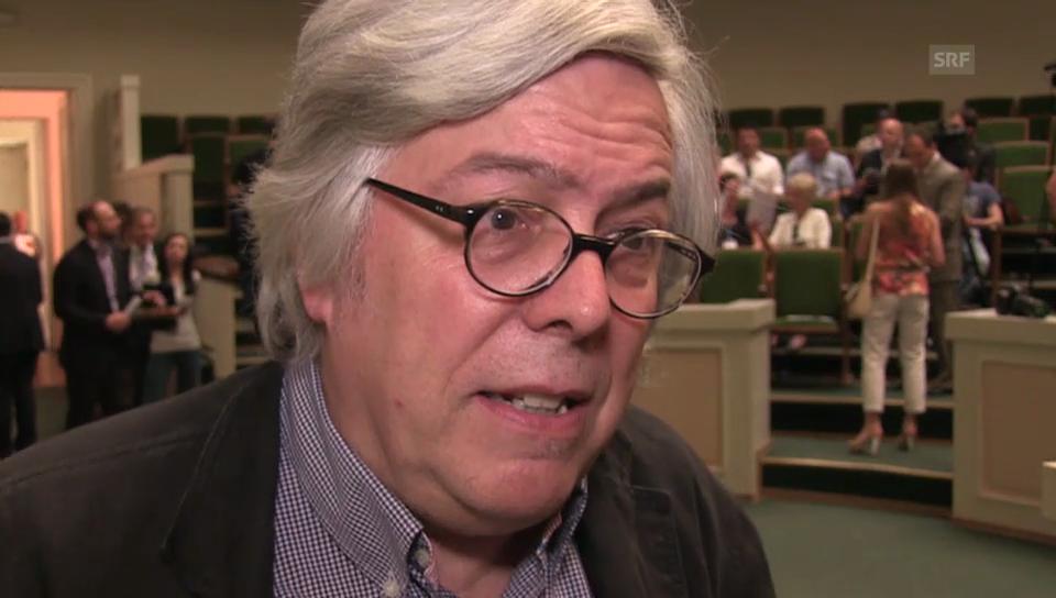 Wahlbeobachter Andreas Gross: «Es war eine fantastische Wahl»