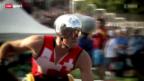 Video «Behindertensport: Leichtathletik-WM in Lyon» abspielen