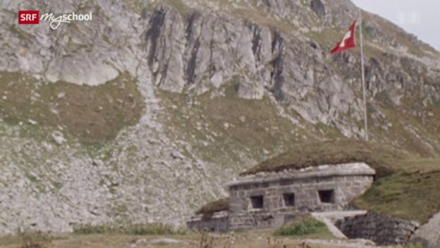 Video «Geheimsache Gotthardfestung» abspielen