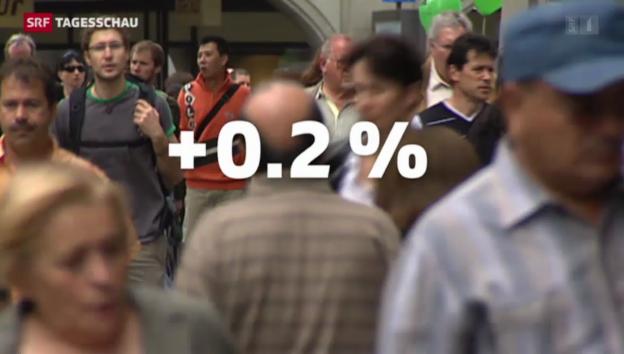Video «Ecopop lanciert Abstimmungskampf» abspielen