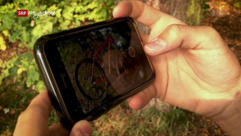 Filmen mit dem Handy