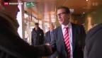 Video «Glen Hanlon als neuer Eishockey-Nationalmannschafts-Trainer vorgestellt» abspielen