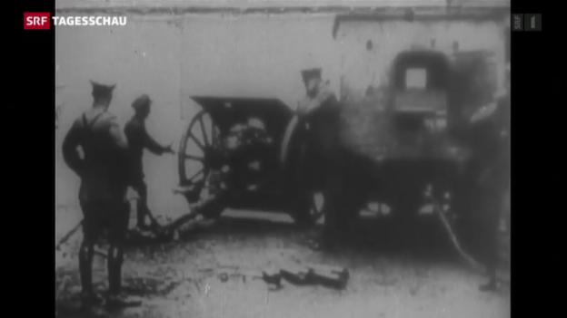 Video «Der irische Osteraufstand und seine historische Bewertung» abspielen
