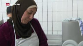 Video «Kantone fordern mehr Geld für Flüchtlinge» abspielen