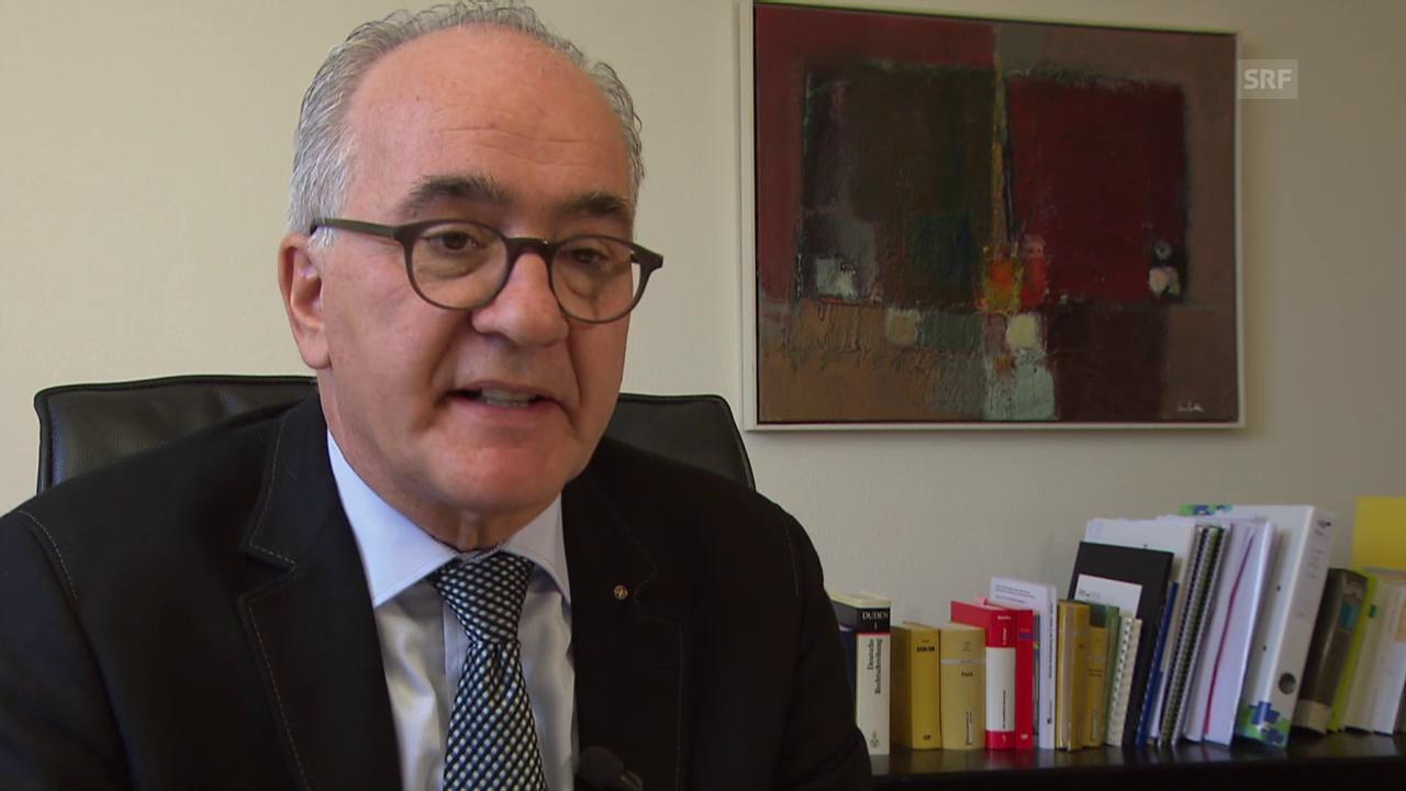 Martin Hubatka: Bank ist in der Pflicht