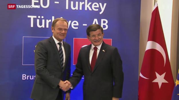 Video «Europa bietet grosszügige Hilfen» abspielen