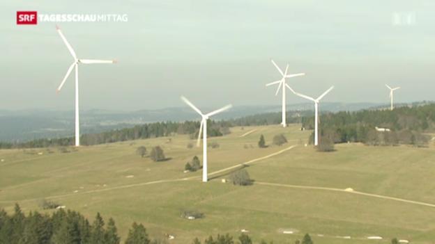 Video «Die Verbände und ihre Meinung zur Energiestrategie» abspielen