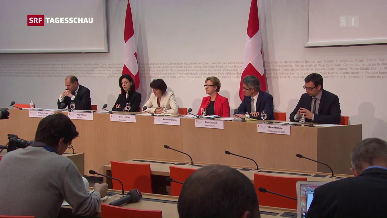 Bundesrat lehnt «Service-Public»-Initiative ab