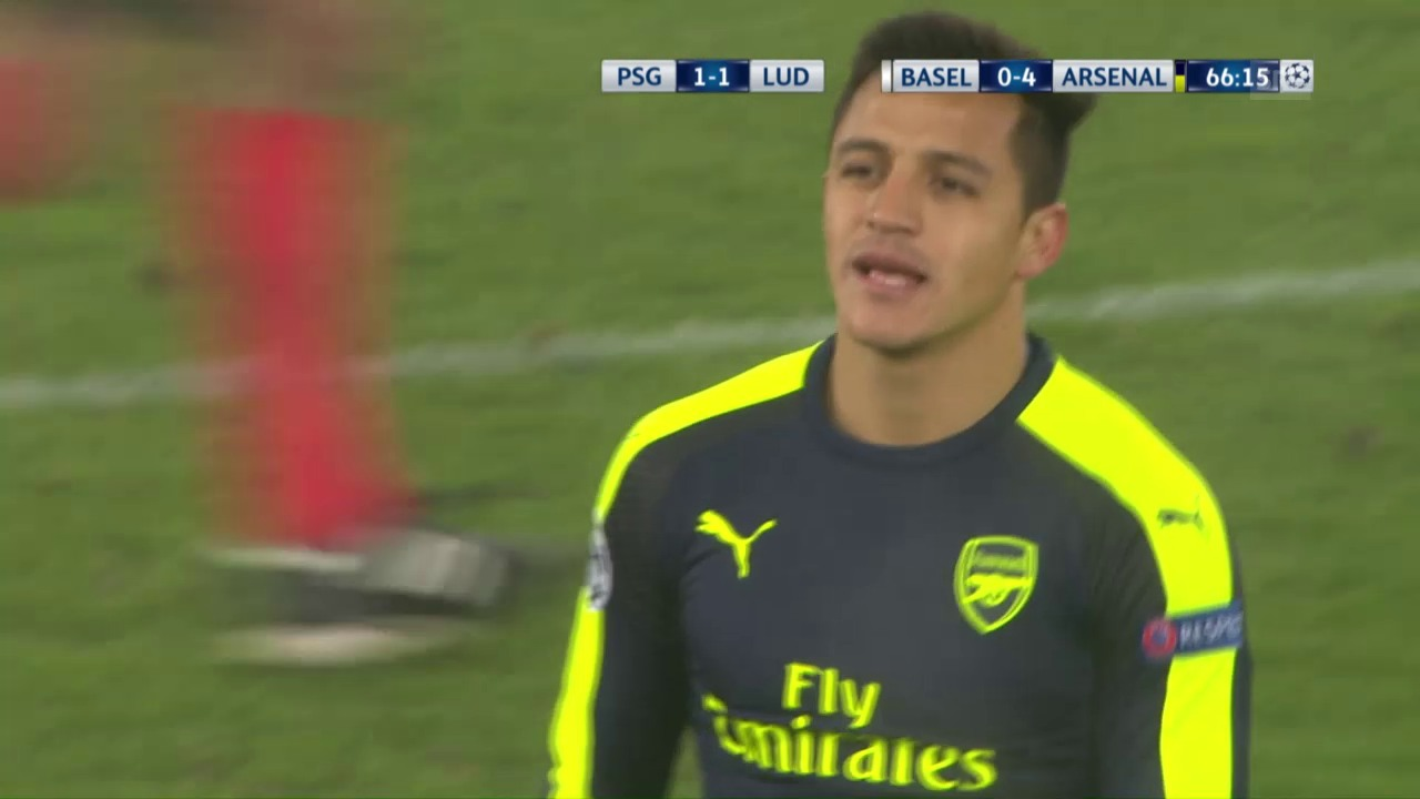 Basel-Arsenal – die Live-Highlights