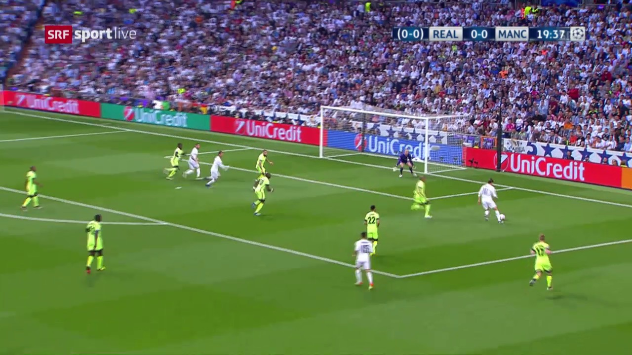 Das Traumtor von Gareth Bale