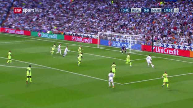 Video «Das Traumtor von Gareth Bale» abspielen