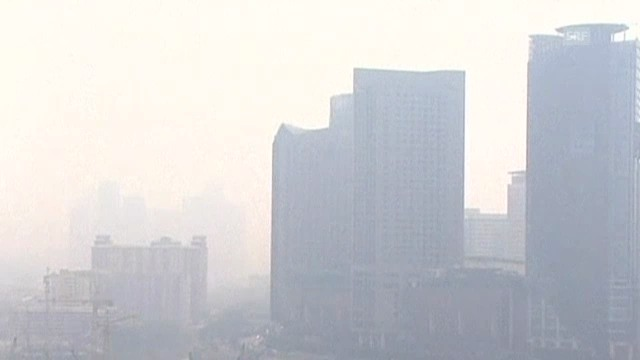 Rauch hüllt Malaysia ein (unkomm.)