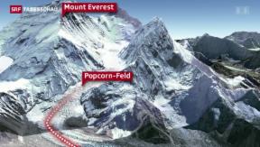 Video «Zwölf Tote bei Lawinen-Unglück am Mount Everest» abspielen