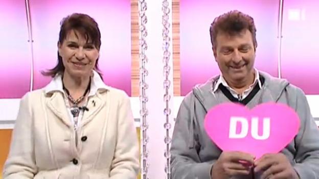 Video «Maja Wirz und Bo Katzman» abspielen