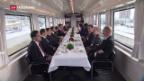 Video «Freundlicher Empfang für Xi Jinping» abspielen