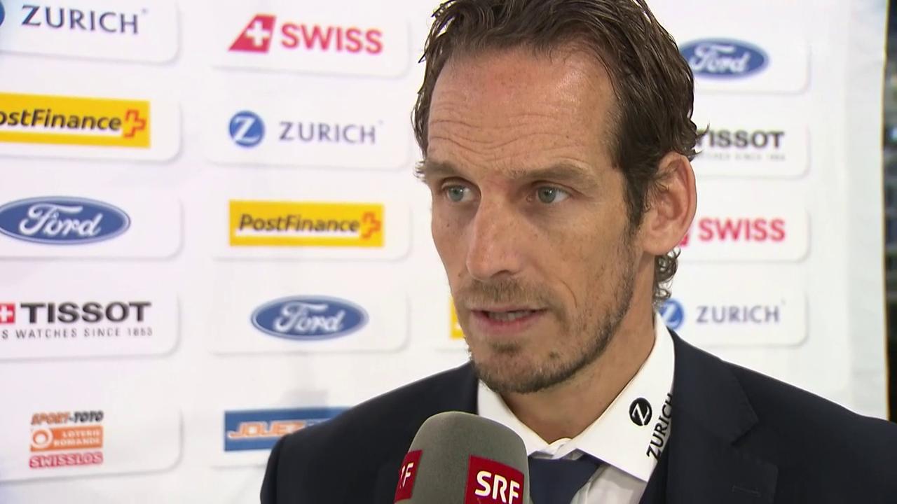 Fischer: «Spielen defensiv aggressiv»