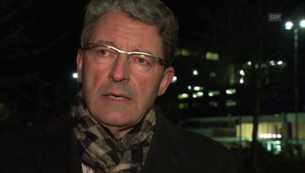 Video «Heinz Brand zu Bedingungen einer Wahlannahme» abspielen
