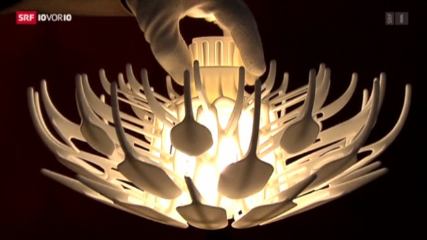 Video «3D-Drucker revolutionieren den Alltag» abspielen