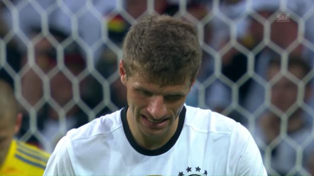 Video «Thomas Müllers EM in einer Szene zusammengefasst» abspielen