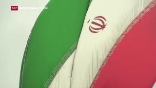 Video «Saudi-Arabien versus Iran» abspielen