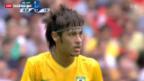 Video «Fussball-Wunderkind Neymar wechselt zu Barcelona» abspielen