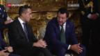 Video «100 Tage italienische Regierung» abspielen