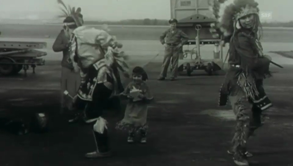 Wunschreportage 2: Indianer-Familie
